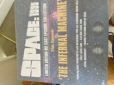 More details for sixteen12 space1999 deluxe collection,the infernal machine, pristine condition.