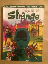 STRANGE - T8 : août 1970
