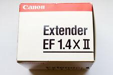 Canon EF Extender 1.4 II