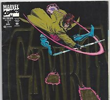 Gambit #1 with Rogue and Cool Foil Cover from Dec. 1993 in VG con. NS
