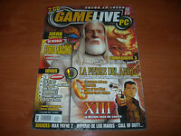 REVISTA GAMELIFE PC Nº33 + JUEGO FORD RACING + DEMOS