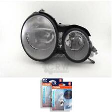 Headlight Right Mercedes W210 E-Class 06/95-06/99 H7/H7 with Blinker 1349305