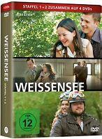 Weissensee DVD Box Staffel 1+2 von Fromm, Friedemann   DVD   Zustand gut