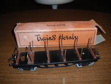 wagon a ranchers   train hornby par meccano a paris échelle 0