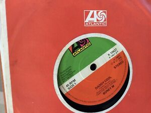 Boney M Daddy Cool Vinyl Single