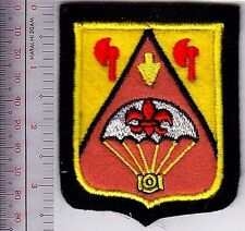 US Army 17th Airborne Infantry Division 466th Parachute Field Artillery Bn WWII