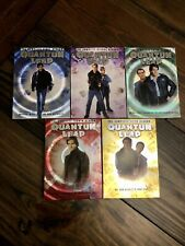 Quantum Leap - Complete Series Seasons 1-5 (1 2 3 4 5) Dvd Very Good Condition