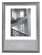 A4 certificato D'argento Swirl Foto Cornice 21 x 29.7 cm UK Stock Nuovo di Zecca
