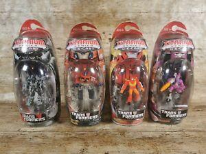 Transformers Titanium Series Die Cast Optimus Prime, Blackout, Rodimus Galvatron