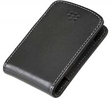 BlackBerry Leather Pocket Pouch HDW-24206-001 Curve 8500 & Bold 9700 (2A-1)