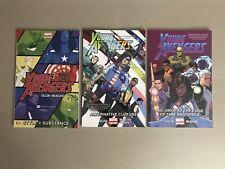 Young Avengers TPB Vol 1-3 Kieron Gillen