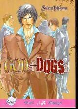 God of Dogs (Yaoi) Ishihara, Satoru Paperback