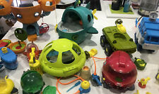 Octonauts Toy Bundle - Huge box Of Gups, Figures, Creatures & Accessories