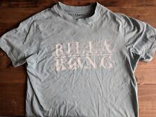 BILLABONG MENS T SHIRT.NEW BOGUS SURFER GREY SHORT SLEEVED COTTON TOP 7W SS13 9
