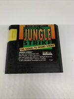 Jungle Strike (Sega Genesis, 1993) Authentic Game Only Tested