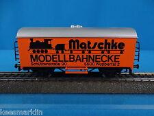 Marklin 4415 DB Reefer Car MATSCHKE Modellbahnecke Wüppertal