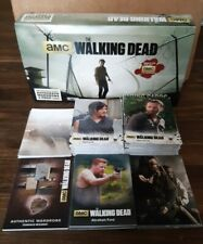 Walking Dead Cryptozoic Season 4 Part 2 Mini Master Cards Relic Full Chase Sets