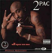 New All Eyez on Me CD 2 PAC 2PAC Tupac Shakur 2001 Digitally Remastered