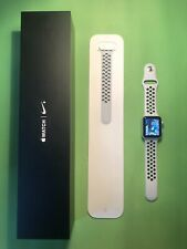 Apple Watch Series 3 Nike+ GPS & Cellular 38mm White Aluminium