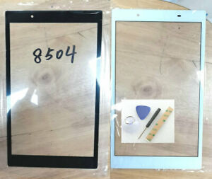 """E Outer Screen Glass Lens Replacement For Lenovo Tab4 8"""" TB-8504F TB-8504X"""