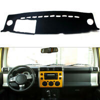 Car Dash Mat DashMat Cover Dashboard Sun Pad For Toyota FJ Cruiser 2007-2014