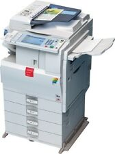 Ricoh Aficio MP C2050 Digitalkopierer Netzwerk-Drucker Scanner Miete € 29,00/M