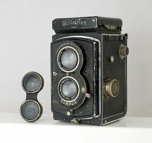 "Lens cap for Rolleiflex ""Old Standard"" cameras"