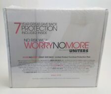 WorryNoMore Uniters Furniture Cleaning Protection Kit Leather Wood Polish New