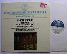 Maurice Durufle Import Only Modern Classical Erato LP 1971