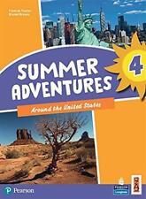 Summer adventures 4. Con Myapp. Con espansione online. Vo... - Foster Frances...