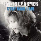 CD SINGLE Mylène FARMER C'est dans l'air CARD SLEEVE 2-track NEW SEALED