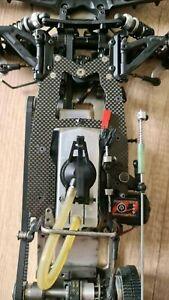 Serpent 988 VIPER 4WD Nitro Glattbahner 1/8