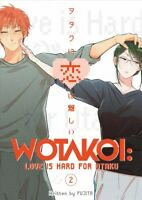 Wotakoi - Love Is Hard for Otaku 2, Paperback by Fujita, Like New Used, Free ...