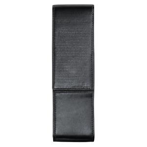 LAMY Leder-Etui, Premium Edition. für 2 Schreibgeräte, A302 schwarz