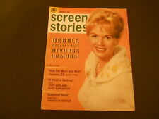 Debbie Reynolds, Bette Davis, Judy Garland- Screen Stories Magazine 1963