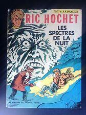 Ric Hochet Les spectres de la nuit EO 1971 BON ETAT