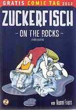 Comic - Vom Gratis Comic Tag 2012 - Zuckerfisch -  deutsch