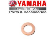 Yamaha Genuine Outboard Engine Oil Drain Screw Washer (90430-08143)