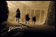 Matt Ferguson Indiana Jones The Last Crusade Art Print Screen Print