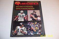 1974 PRO Quarterback SUPER BOWL VIII Miami Dolphins GRIESE Bradshaw TARKENTON