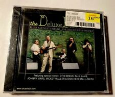 DELUXE BLUES BAND - BLUES AMONGST FRIENDS Brand New Sealed