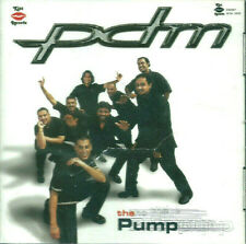 pdm the pump CD (KISS RECORDS) BHANGRA / PUNJABI