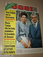 OGGI=1967/42=FARAH DIBA=LUIGI MERONI=BENEDETTA BARZINI=ADRIANO CELENTANO=CASSOLA
