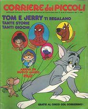 CORRIERE DEI PICCOLI n° 39 del 1981 (La Stefi-UOMO RAGNO)