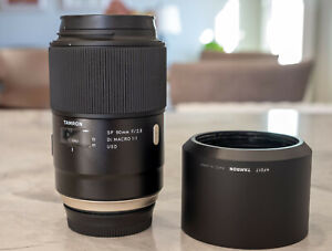 Tamron SP 90mm F/2.8 Di USD Lens For Sony A-mount