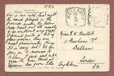 Miss G.W.Bartlett   11, Rusham Road Balham  1912,   Bellagio Lake Como     AH279