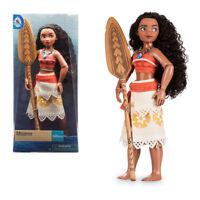 New Official Disney Moana 28cm Classic Doll
