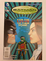 Batman Incorporated #6 VF Vol 2 New 52 1st Print DC