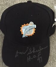 DON SHULA SIGNED AUTOGRAPHED BRAND NEW MIAMI DOLPHINS HAT HALL OF FAME 97