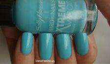 NEW! Sally Hansen Hard As Nails XTreme nail polish BIG TEAL #325